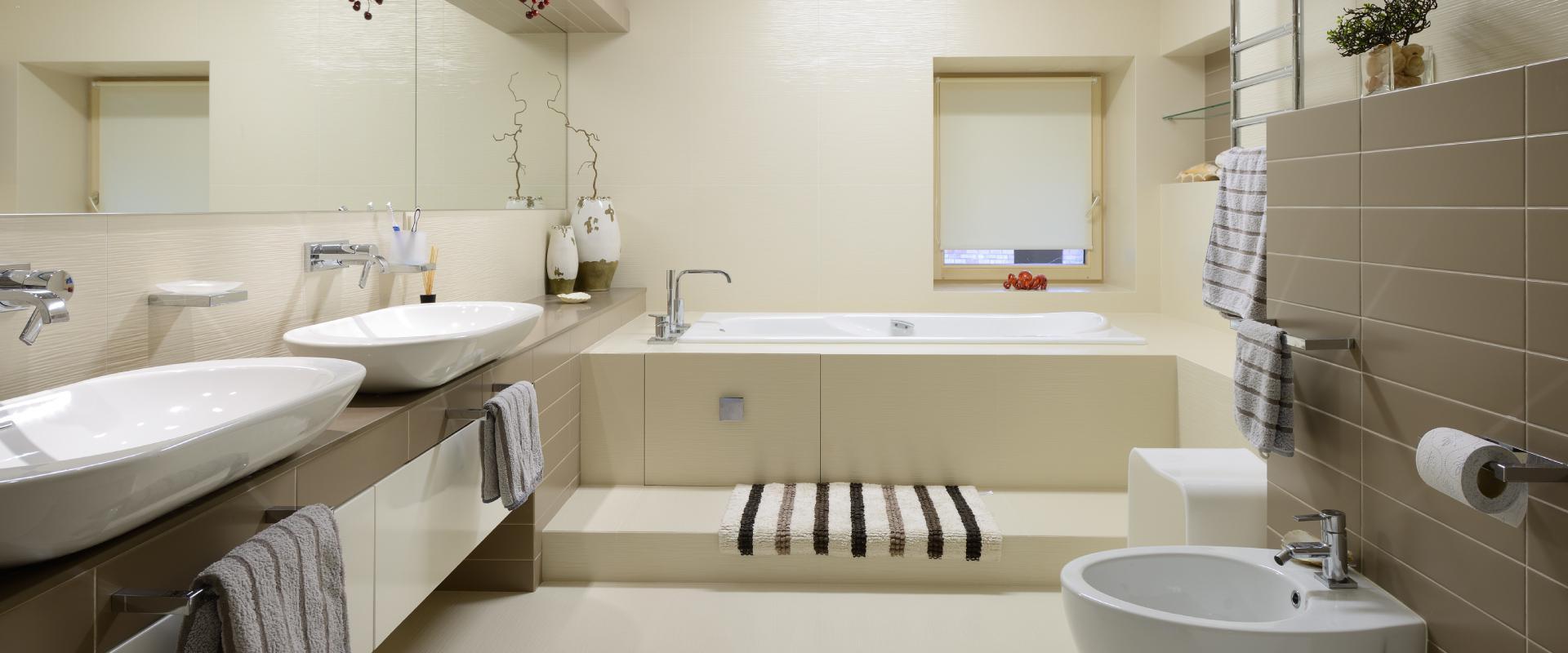 浴缸、洗手檯面找大眾浴室裝潢最划算