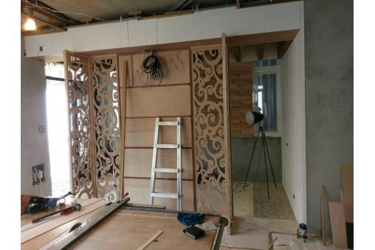 客廳電視牆1