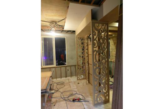 客廳電視牆2