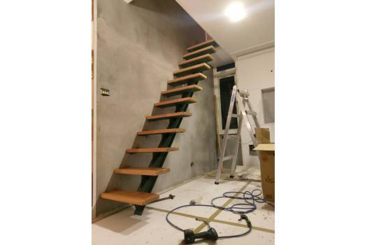 樓梯實木階梯2