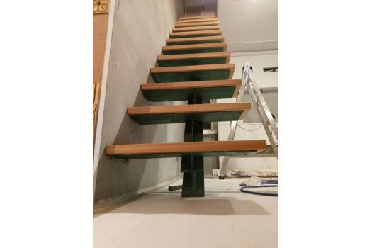 樓梯實木階梯4