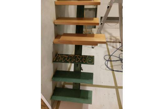 樓梯實木階梯5