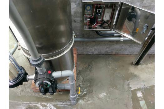 水池魚池過濾器1