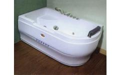 衛浴設備-按摩浴缸UAF1608I(Left)