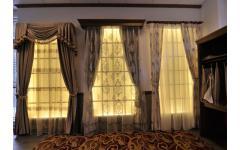 窗簾-住宅設備B館3F實景展示4