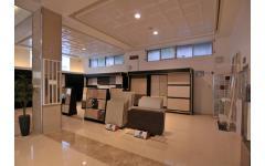 磁磚-住宅設備B館1F實景展示1