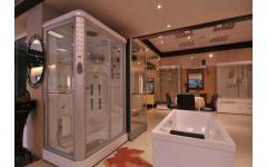 衛浴設備-蒸氣房實景展示3