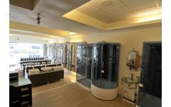 衛浴設備-蒸氣房實景展示12