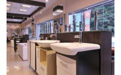 衛浴設備-浴櫃洗手台實景展示1