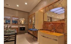 衛浴設備-浴櫃洗手台實景展示5