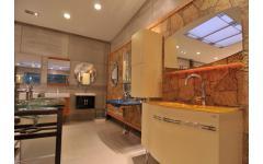 衛浴設備-浴櫃洗手台實景展示6