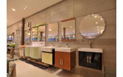 衛浴設備-浴櫃洗手台實景展示8