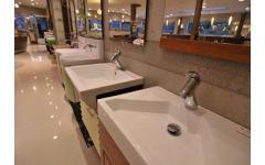 衛浴設備-浴櫃洗手台實景展示9