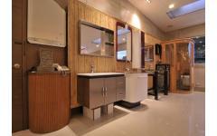 浴櫃洗手台實景展示 - 風格洗手台