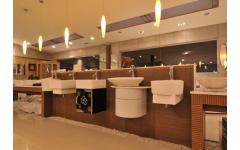 衛浴設備-浴櫃洗手台實景展示14