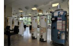 電熱水器-住宅設備B館4F實景展示3