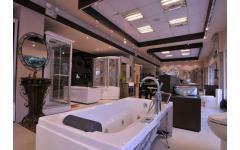 衛浴設備-按摩浴缸實景展示6