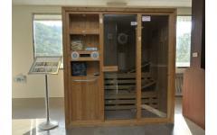 衛浴設備-三溫暖烤箱實景展示1