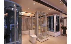 衛浴設備-蒸氣房實景展示1