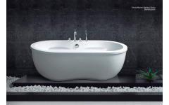 BA-8215 圓弧獨立造型浴缸