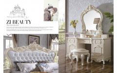 歐風/古典  化妝台 化妝椅