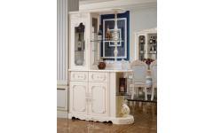 歐風/古典  玄關 間廳櫃